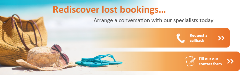Speak to our Travel and Leisure specialists about Booking Abandonment today
