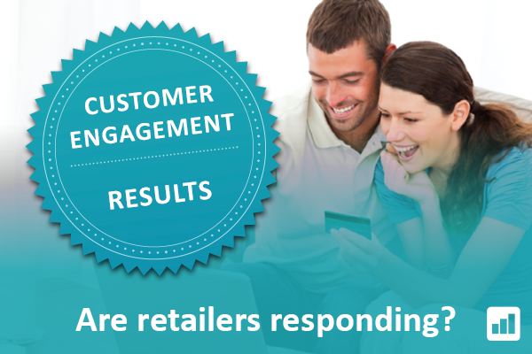 Customer engagement results - are retailers responding?