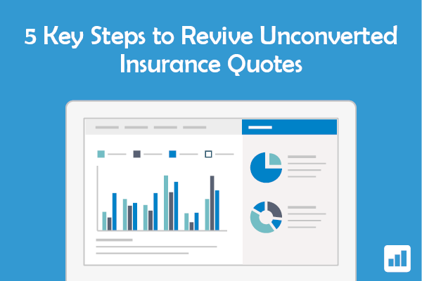 5 key steps to revive unconverted insurance quotes