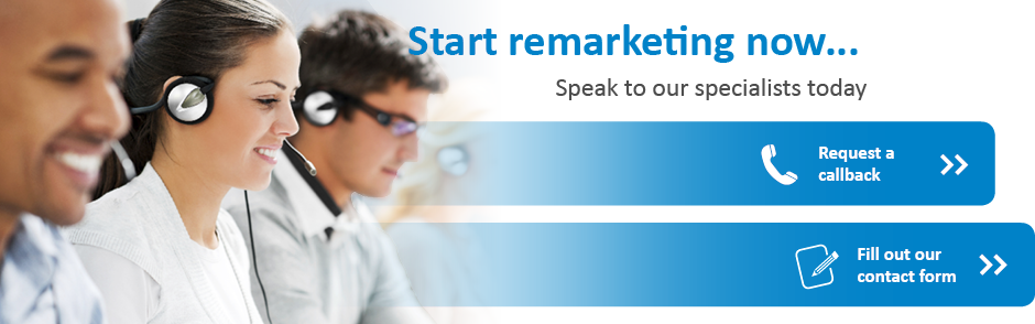 Remarketing - find out more
