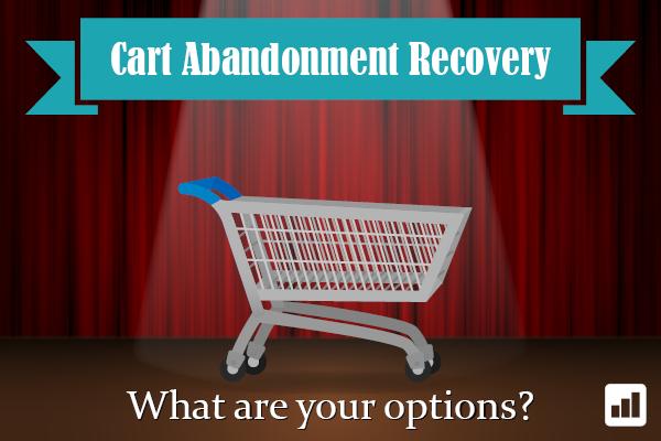 Manage shopping cart abandonment