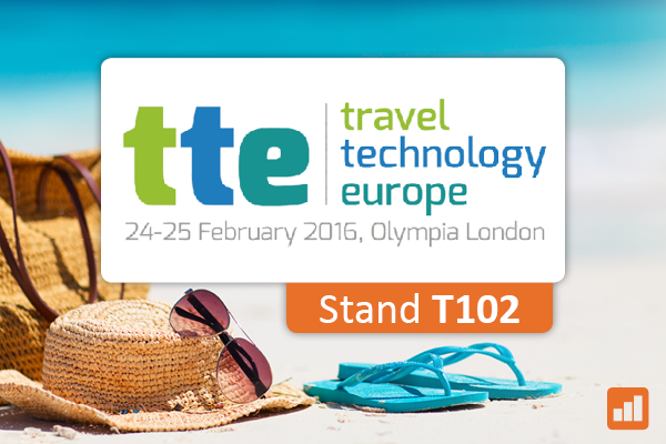 We're exhibiting at Travel Technology Europe 2016