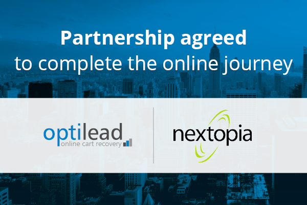 Partnership announcement: Optilead and Nextopia