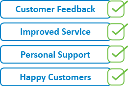 How do customers feel about receiving a call?